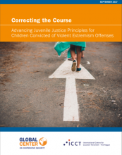 Report: Detention, rehabilitation, and reintegration of juveniles convicted of violent extremism offenses